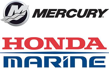 Mercury Marine Honda Marine Intercept Boats